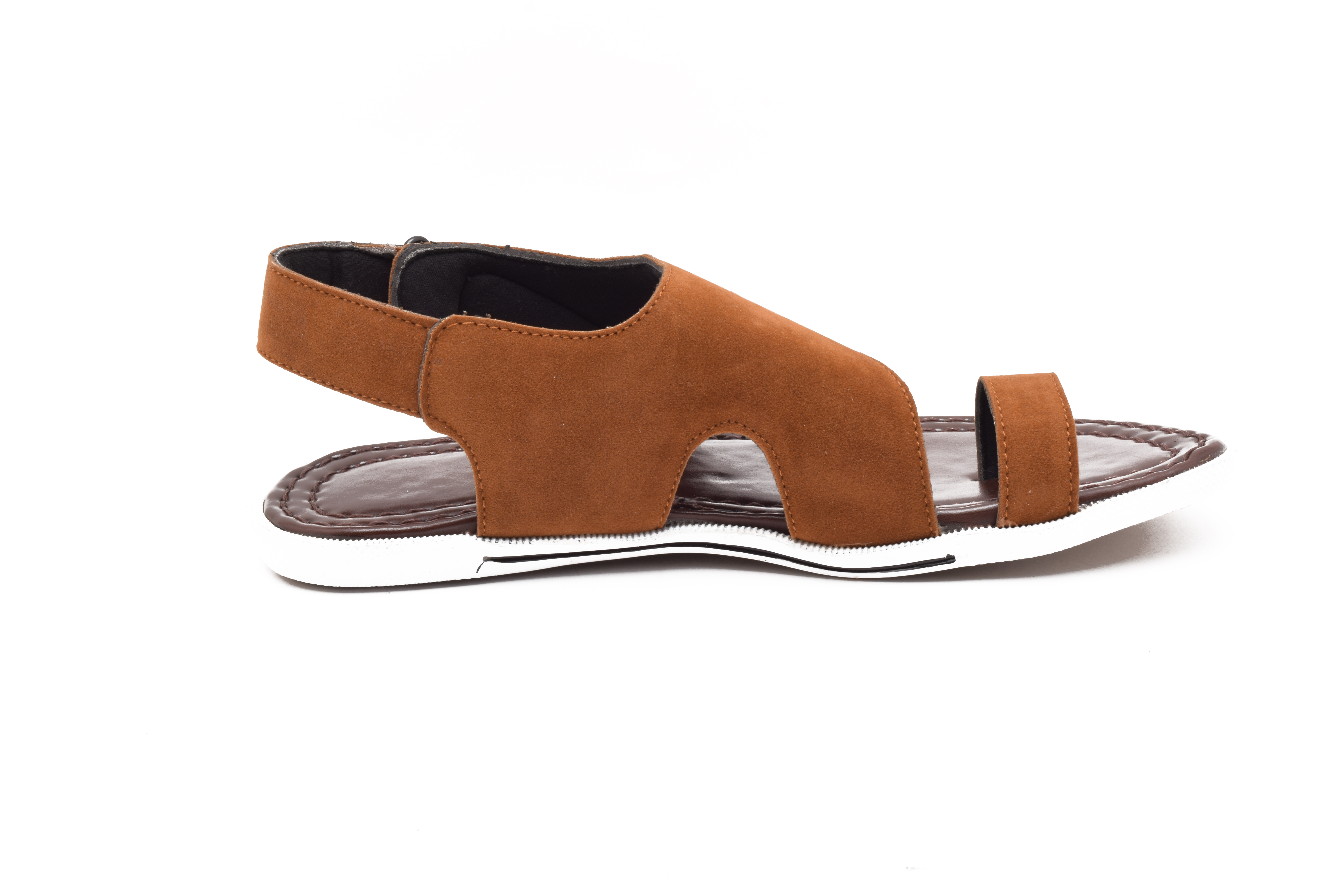 67a4db46d48 Shop. Home   Men s Featured   Stylish ethnic sandals for mens.